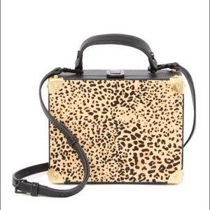 Handbags - NEW SAM EDELMAN CALLA HARDCASE SHOULDER BAG $168